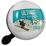 Small Bike Bell Ultimo Ski Resort - Italy Ski Resort - NEONBLOND