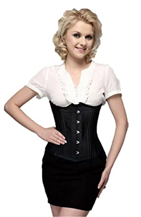 f26a79fd0fb  2 – Camellias Women s 26 Steel Boned Heavy Duty Waist Trainer Corset Shaper  for Weight Loss