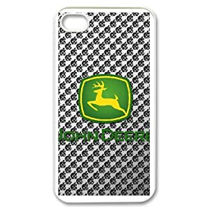 John Deere for iPhone 4,4S Phone Case Cover 6FF459508