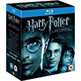 The Complete Harry Potter 8 Film Collection