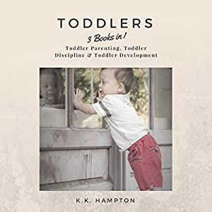 Toddlers, 3 Books in 1 Audiobook