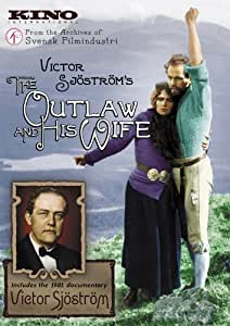 Outlaw and His Wife / Victor Sjostrom (Double Feature)