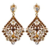 Vintress Luxury Diamond Earrings, Geometry