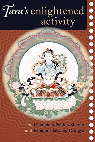 Download Tara's Enlightened Activity: An Oral Commentary on the Twenty-One Praises to Tara pdf epub