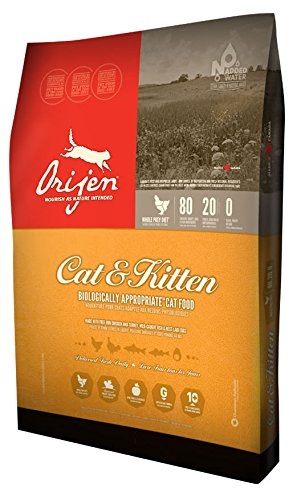 Orijen Grain-Free Dry Cat Food 15 lbs