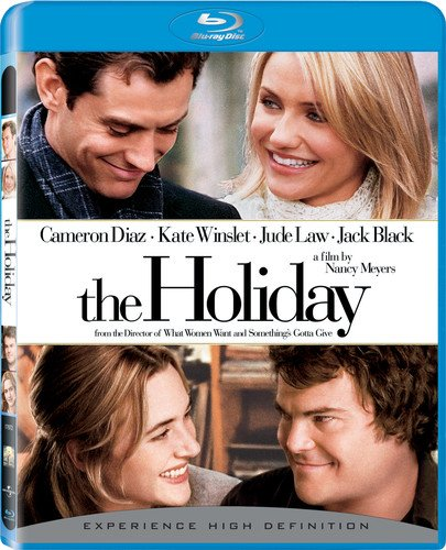 Blu-ray : The Holiday (, Dubbed, Dolby, AC-3, Widescreen)