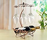 Olayer Wine Rack Home Decoration Modern Living Room Wine Cabinet Wedding Decor Gift Wine Glass Holder
