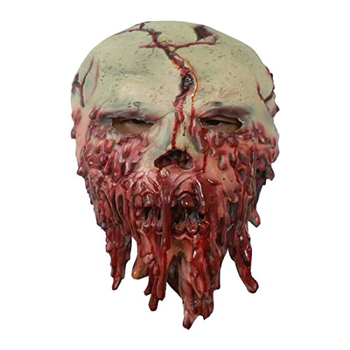 YYF Latex Rubber Creepy Scary Ugly Zombies Head The Goonies Sloth Mask Halloween Party Costume Decorations