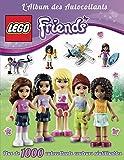 LEGO Friends, l'album des autocollants - tome 1 - Lego Friends, l'abum des autocollants