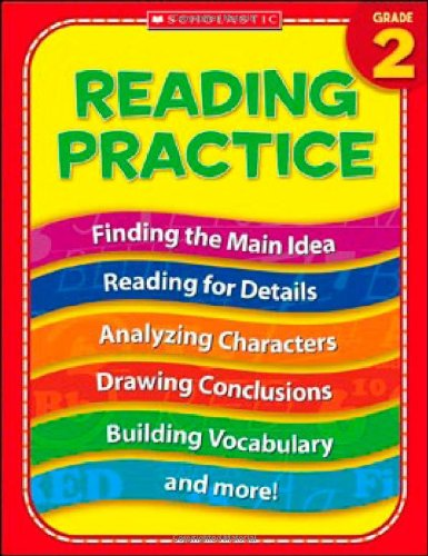 Amazon.com: 2nd Grade Reading Practice (Practice (Scholastic ...