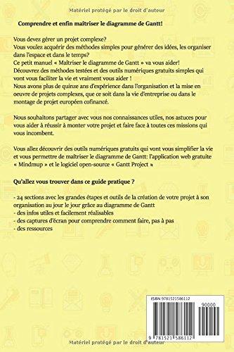 Amazon matriser le diagramme de gantt comprendre et utiliser amazon matriser le diagramme de gantt comprendre et utiliser efficacement le logiciel open source gantt project olivier rebire cristina rebire ccuart Choice Image