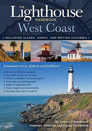 (The Lighthouse Handbook: West Coast)