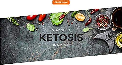 Keto Diet Pills - (1200mg 90 Day Supply) Weight Loss Fat Burner for Women & Men, Perfect Exogenous Ketones Supplement Burners by Keto Extra Strength 1200 (Image #7)