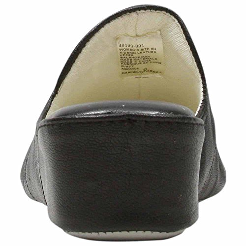 Pantofola Glamour Donna Daniel Verde Nero