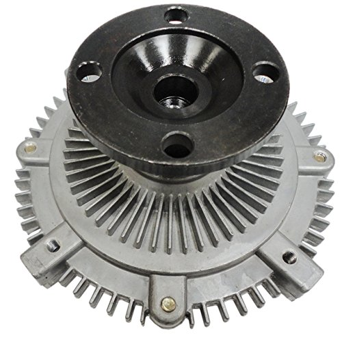 TOPAZ 2671 Engine Cooling Thermal Fan Clutch for Toyota 3.4L 5VZFE & Honda Isuzu Acura 3.2L 94-04