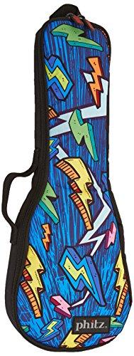 Phitz Soprano Ukulele Cartoon Lightning