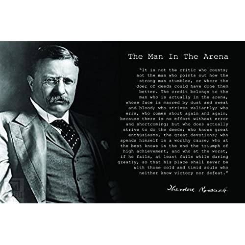Theodore Roosevelt Quotes: Theodore Roosevelt Quotes: Amazon.com