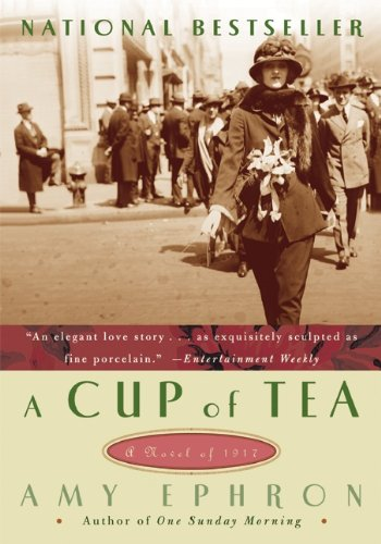 Cup Tea Novel 1917 ebook product image