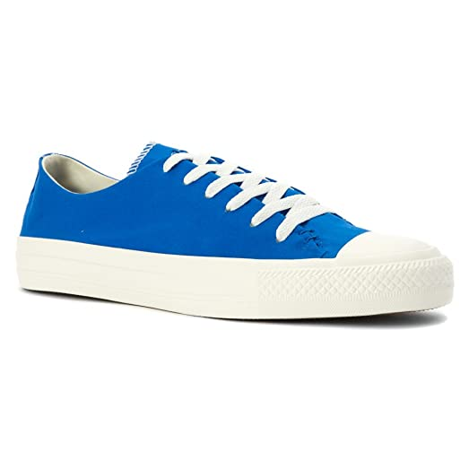 Men's Chuck Taylor Sawyer Canvas Low Top Sneaker Vision Blue 7 M