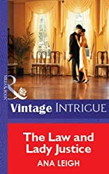 The Law and Lady Justice (Mills & Boon Vintage Intrigue) (Mills & Boon Romantic Suspense)