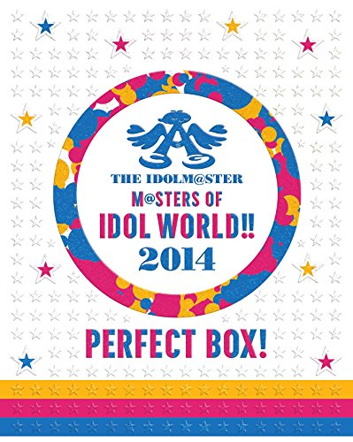 THE IDOLM@STER M@STERS OF IDOL WORLD!! 2014 PERFECT BOX! [完全生産限定盤]
