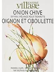 Gourmet du Village Dip Recipe Box Onion Chive, 18 Gram