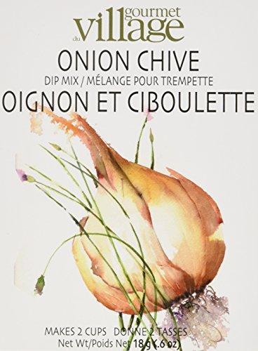 Gourmet Village Dip Mix Onion Chive -- 0.6 oz
