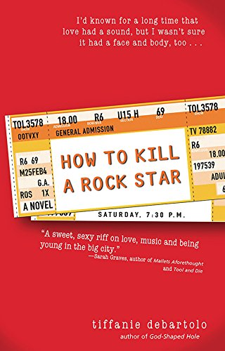 Kill Rock Star Tiffanie DeBartolo ebook product image