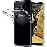 tomaxx Schutzhülle Hülle Samsung Galaxy S8 / Case Tasche Durchsichtig in Transparent