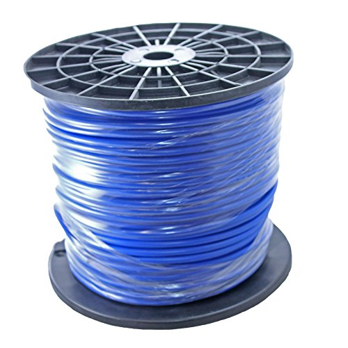 500ft Spool of 20awg Balanced Shielded Pro Audio Wire for XLR TRS 2 - Blue by Yovus