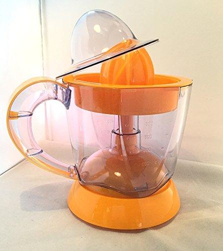 Prensa Limones licuadora exprimidor de zumo de frutas (2 cabezales ...