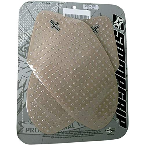 Stompgrip 01-06 Honda CBR600F4I Traction Pads (Clear)