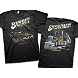Big Rig Tees 'Snowman' T-Shirt (Youth Small)