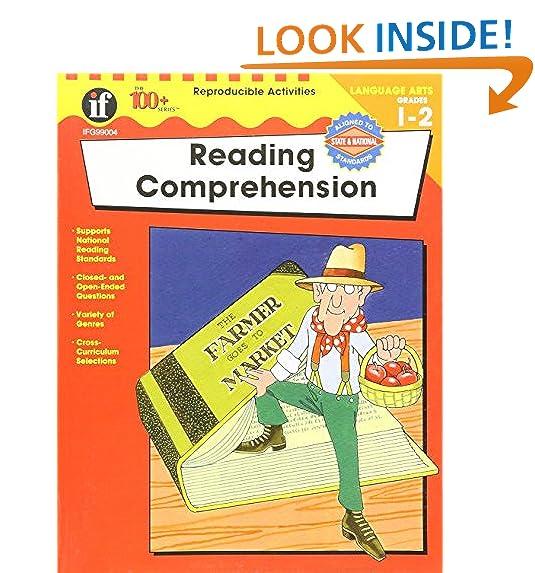 Reading Comprehension Grade 1 Amazon