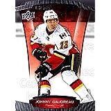 Johnny Gaudreau Hockey Card 2015-16 Upper Deck Contours #71 Johnny Gaudreau