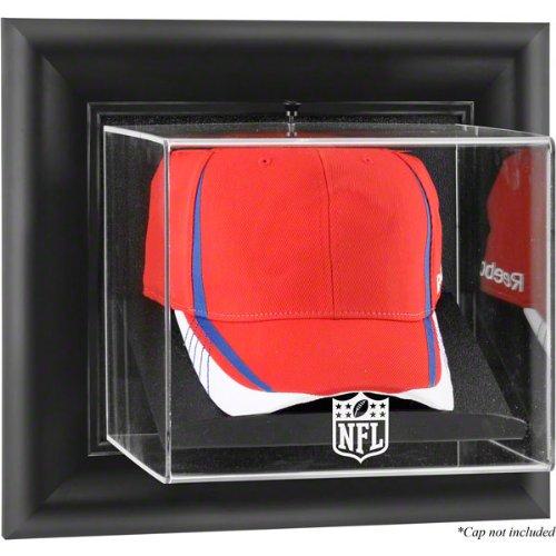 ブラウン額入り壁マウントロゴキャップ表示ケース|詳細NFL   B0052FX604