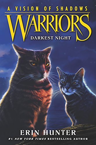65e4df6f05 Warriors  A Vision of Shadows  4  Darkest Night - Kindle edition by ...