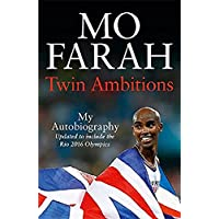 Twin Ambitions - My Autobiography: The story of Team GB's double Olympic champion