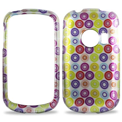 Reiko 2DPC-HUAWEIM835-0188 Percision Crafted Durable Protective Cover for Huawei Comet M835 - 1 Pack - Retail Packaging - Multi