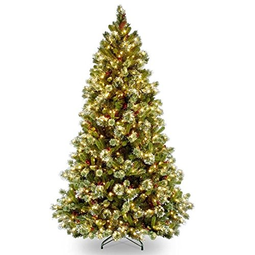 75-Decorative-Artificial-Christmas-Tree-with-Clear-Lights