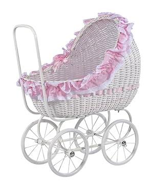 De nuevo de la línea de para casa de muñecas a carrito de paseo Bianca diseño de escena de MJmark: Amazon.es: Bebé
