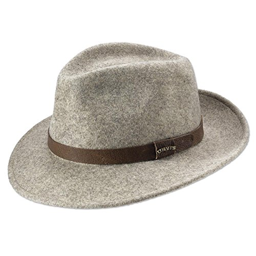 Orvis Midwest Bison Band Hat, XL