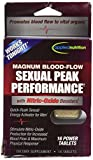 Applied Nutrition Magnum Blood-flow Sexual Peak Performance Capsules, 16 Count By Applied Nutrition