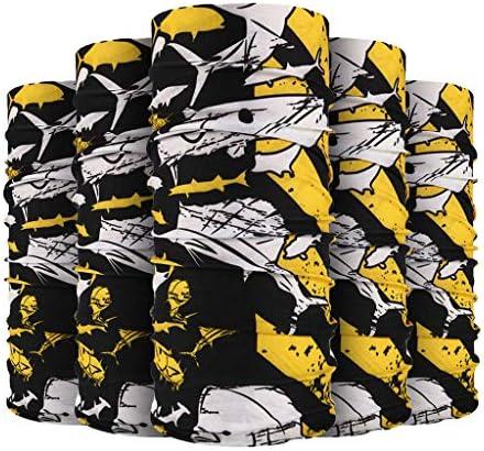 <span style=''>Ros1ock Headbands 5PCS Magic Scarf Outdoor Headwea..</span>