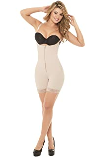 Faja Colombiana Bella Mia, Colombian Post-Surgery Postpartum Body Shaper Ref 7003