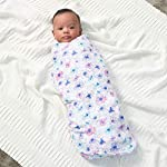 aden-anais-Swaddle-Blanket-Boutique-Muslin-Blankets-for-Girls-Boys-Baby-Receiving-Swaddles-Ideal-Newborn-Boy-Girl-Gifts-Unisex-Infant-Shower-Items-Toddler-Gift-Wearable-Swaddling-Set