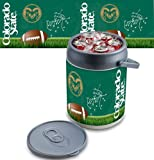 NCAA Colorado State Rams Football Digital Print Can Cooler, One Size, Silver/Gray