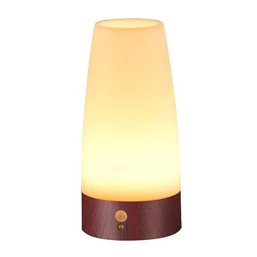 Signstek Led Bewegungsmelder Tischleuchte Nachtlicht Led Tischlampe