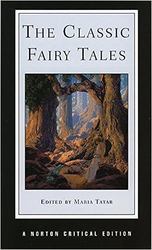 Amazon.com: The Classic Fairy Tales (Norton Critical Editions ...