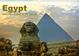 Egypt - from Abu Simbel to the Sphinx 2020: The fascinating land of the Pharaohs. (Calvendo Places)
